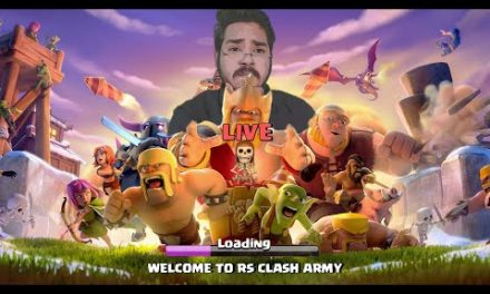 0 – 5000 Trophy Legend Pushing Clash of Clans – COC