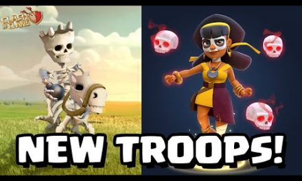 Clash of Clans | Brand NEW Troops for Clash of Clans Update 2021!! [Best Troop Concepts of All-Time]