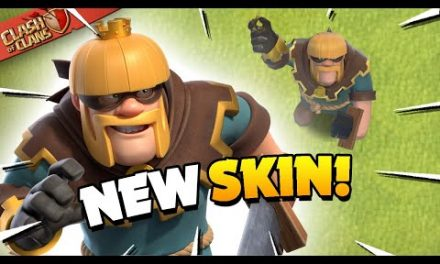 New Rogue Barbarian King Skin and Future Predictions (Clash of Clans)
