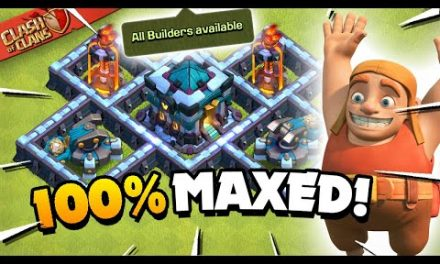 7 Years Later…Fully Maxed in Clash of Clans