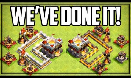 WE Did It- TWO Town Hall 11s! Clash of Clans Gold Pass Clash #51!