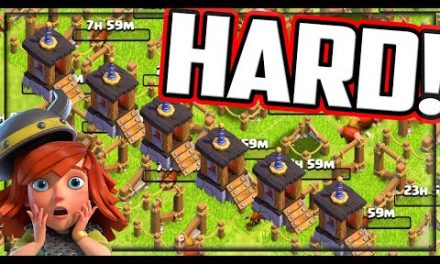 The HARDEST Thing to do in Clash of Clans!