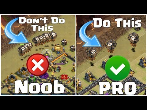 How to Attack Like a Pro { NOOB TO PRO } – Clash of Clans