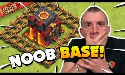 Opening My Worst Base in Clash of Clans!
