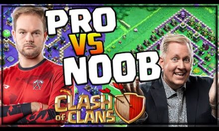 PRO vs 'NOOB' in Clash of Clans!
