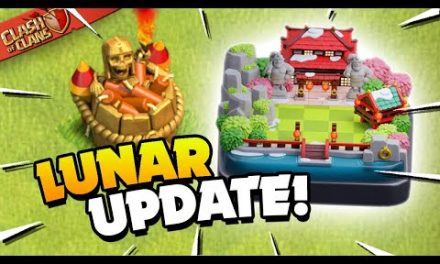 New Special Items for Lunar New Year (Clash of Clans)
