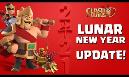 UPDATE! Clash of Clans Lunar New Year 2021! New Events, Skins ALL NEW – Clash of Clans