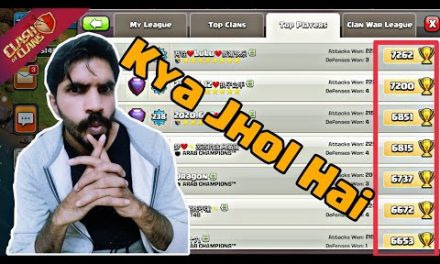 World Rank 1 Player Army…SECRETS OF 7000 PLUS….CLASH OF CLANS-COC