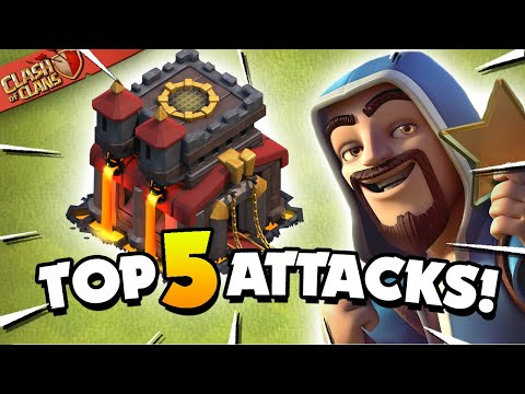 Top 5 BEST TH10 Attack Strategies for 2021 (Clash of Clans)