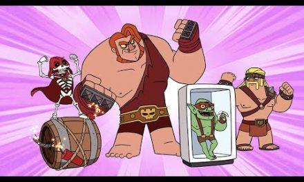 Super Village Wrecking Machines! (Clash-A-Rama | Clash of Clans)