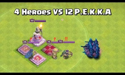 Heroes Speedrun | Clash of Clans