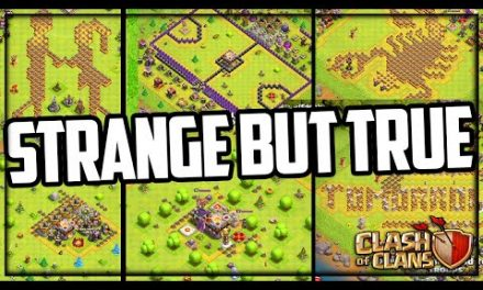 ALL the STRANGE But TRUE Bases in Clash of Clans are HERE!