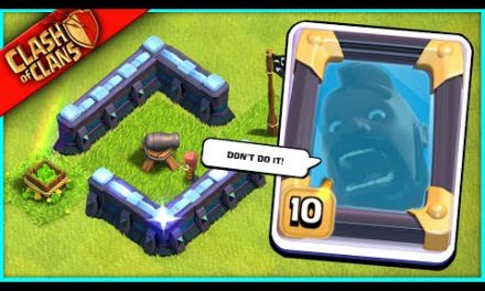 MIRRORING THE MOST BIZARRE ATTACKS I CAN FIND IN CLASH OF CLANS (you've been warned)