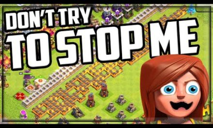 I HAVE to RUSH! No Cash Clash of Clans #174