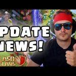 UPDATE NEWS! 😍 Clash of Clans * CoC [deutsch/german]