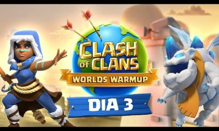 🔴 LIVE WORLDS WARMUP | DIA 3 CLASH OF CLANS | DUALCAST SOCKERS & SHION