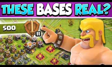 Secret Bases Only Found in Bronze League! Worst Bases in ALL of Clash of Clans