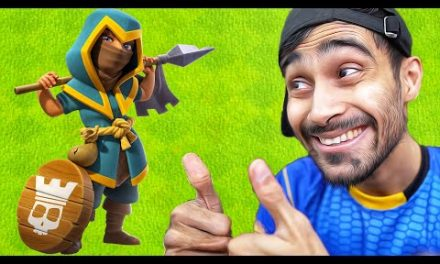 New Update ! New Champion !  Clash of Clans…………Coc…