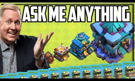 I Play 19 Clash of Clans Accounts. Ask me ANYTHING!