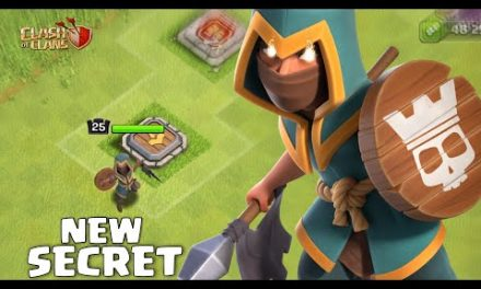 NEW UPDATE – April Season New Hero skin ( Rogue Champion ) in Clash of Clans