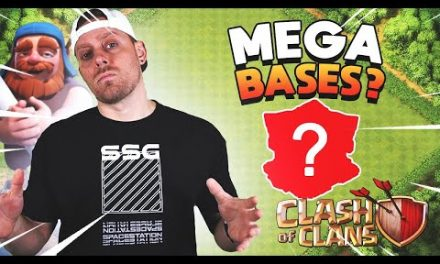 Will the TH14 Update bring Mega Bases (Clash of Clans)