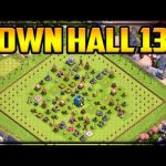 IMPOSSIBLE? ALL Level 1 Town Hall 13? Clash of Clans