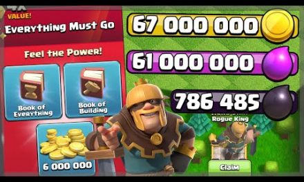 CRAZY SPENDING SPREE AFTER GEMMING THE GOLD PASS! – Clash of Clans