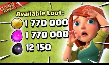 Maxed Player Loses Millions of Loot in Clash of Clans!