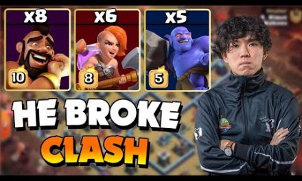 Klaus BROKE Clash of Clans again with this NEW army