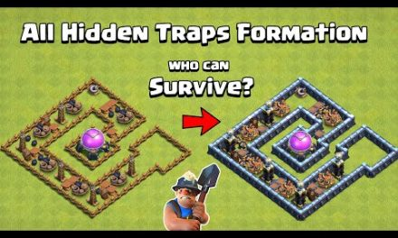 Clash of Clans BUT Everything is HIDDEN | Clash of Clans