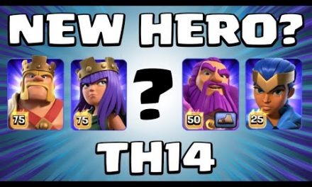 TH14 UPDATE | NEW HERO?! (Speculation) | Clash of Clans