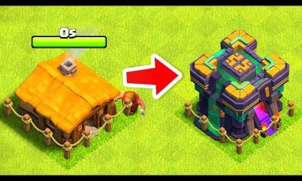 """Secret Way to Upgrade Fast to TH14 """"Clash Of Clans"""" Th9-11 edition"""