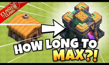 HOW LONG to UPGRADE TH2 to TH14?! THAT'S INSANE!! 🤯   Clash of Clans