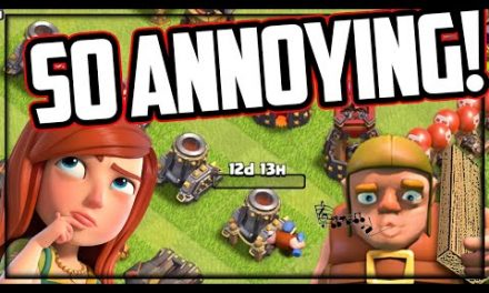 MOST ANNOYING Things in Clash of Clans are HERE!