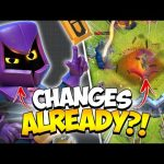 Secret TH14 Balance Change Update Right before Clan War Leagues? (Clash of Clans)