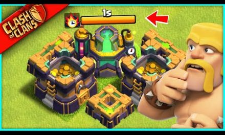 OMG… IT'S DONE!? (THE ONLY TROOP I NEED IN CLASH OF CLANS JUST MAXED)
