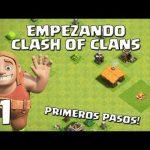 Consejos de Como Iniciar en Clash of Clans   Primeros Pasos!! #1 – EMPEZANDO CLASH OF CLANS