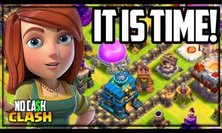 I'm READY for a NEW Town Hall! No Cash Clash of Clans #181
