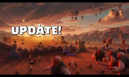Spring Update! Sneak peek  Clash of Clans – COC