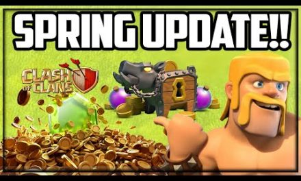 SPRING UPDATE + Sneak Peeks Coming to Clash of Clans!