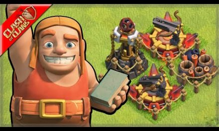Taking advantage of the Hammer Jam Event! (Clash of Clans)