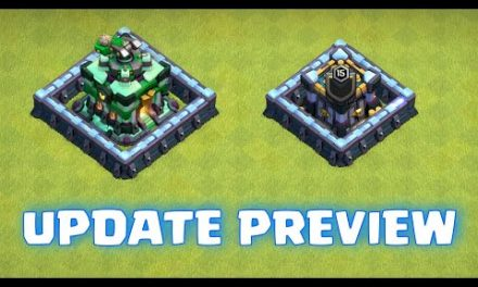 TOWN HALL 14 ( TH14 ) UPDATE First Preview in Clash of Clans – Coc