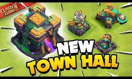 Town Hall 14 Revealed! Clash of Clans Update Sneak Peek 1!