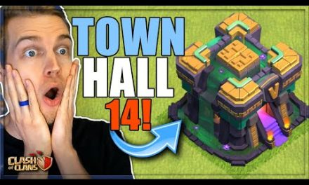 TOWN HALL 14 IS COMING!!  CLASH OF CLANS UPDATE SNEAK PEEK #1