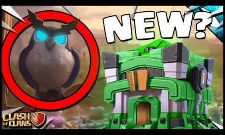 NEW TROOP and GREEN Town Hall 14?!? Breakdown the Clash of Clans Easter Eggs!