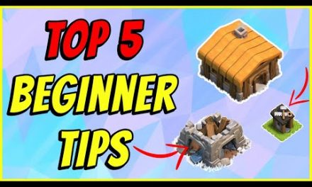 5 BEST Clash of Clans Beginner Tips 2021 | Clash of Clans Beginner Guide