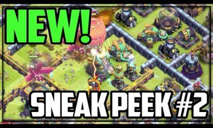 Clash of Clans Town Hall 14 UPDATE Sneak Peek 2! MAX FASTER!