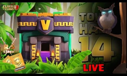 TOWN HALL 14 (Th14) Update Clash of Clans – COC