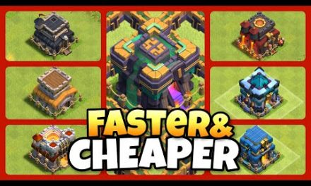 MUCH MORE THAN TOWN HALL 14! Spring 2021 Update   Clash of Clans