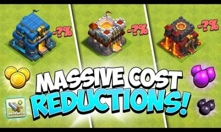Huge Pricing Discounts and More! Quality of Life April 2021 Update (Clash of Clans)